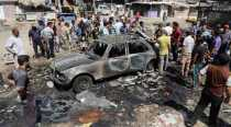 Bombings in Iraq near market and courthouse kill 7