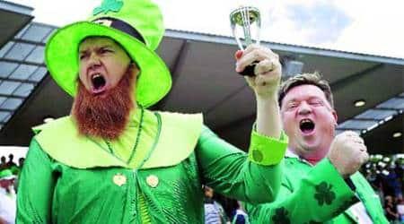 India vs Ireland: Mystery Mistry behind Team Ireland