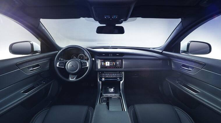 new release jaguar carJaguar releases teaser images of nextgen XF model  The Indian