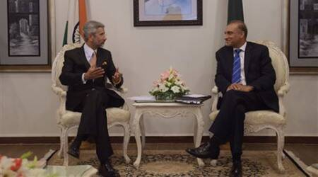 Foreign Secretary S Jaishankar raises concerns on cross-border terrorism with Pakistan