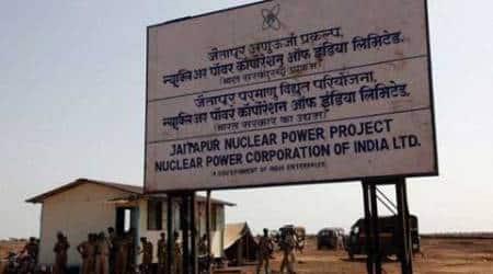 NGO writes to NPCIL, urges it to stop work at Jaitapurplant