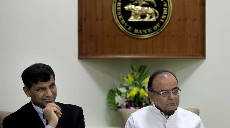 Arun Jaitley, Raghuram Rajan, Reserve Bank of India, RBI