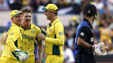 Australia vs New Zealand: We all brought our A-game in the final, says James Faulkner