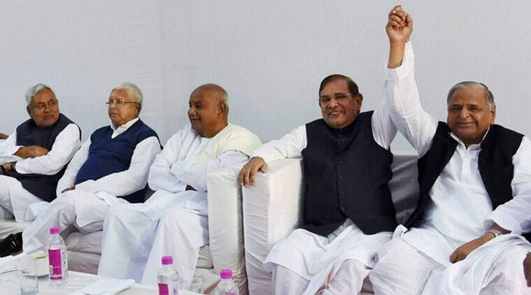 Janata Parivar, JD(U), RJD, samajwadi party, BJP