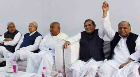 Merger of Janata Parivar likely to be announced next week: JD(U)