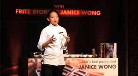 Dessert Queen: Singapore-based pastry chef Janice Wong on edible art and more
