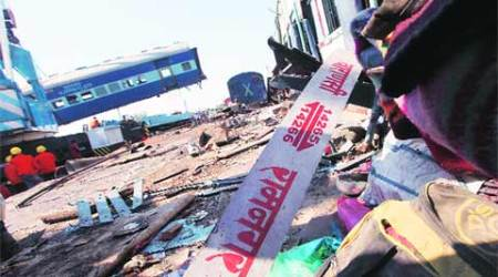 32 dead as train 'fails to stop' at station in Uttar Pradesh
