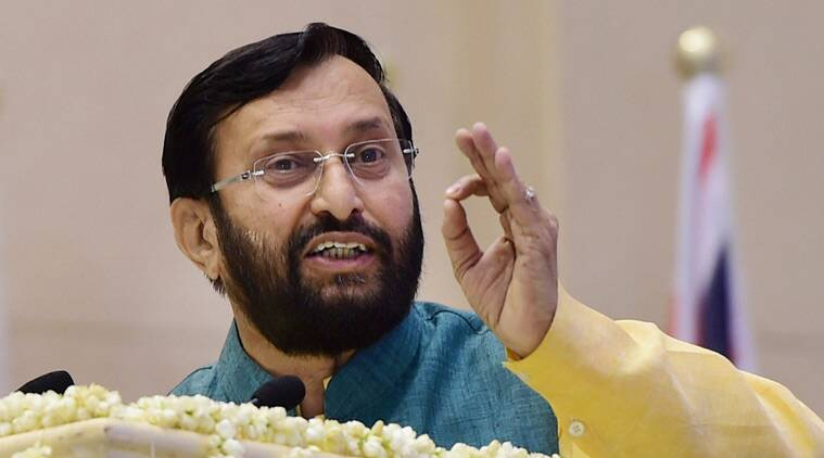 Prakash Javadekar, Javadekar, Rahul Gandhi, Rahul, Rahul sabbatical, Rahul Gandhi sabbatical, environment Minister, Congress Rahul Gandhi, Modi one year govt, Narendra Modi government, India news, india politics