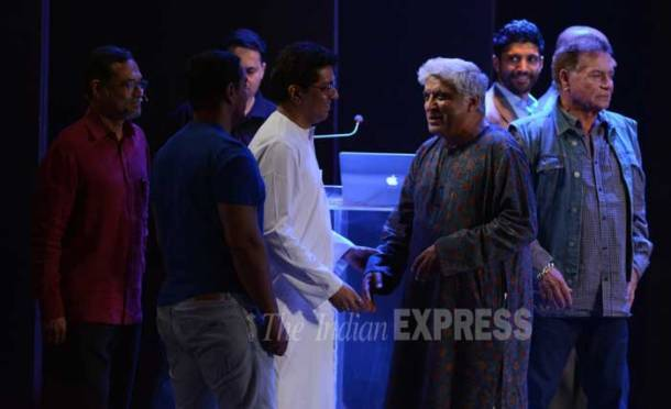 raj thackeray, aamir khan, javed akhtar