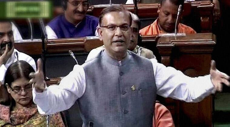 MoS Jayant Sinha said more and more FDI is required in the sector to provide more coverage to people of India. (Source: PTI)