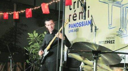French jazz band enthralls city, says Indians sensitive tomusic