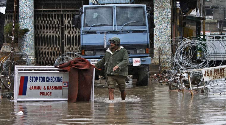 Jammu and Kashmir, JK floods, J&K floods, Kashmir floods, River Jhelum, Jhelum flood