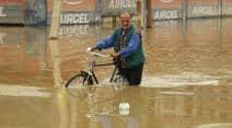 J&K floods, J&K news, kashmir news, kashmir floods , #kashmirfloods, kashmir floods pictures, floods pictures, kashmir weather