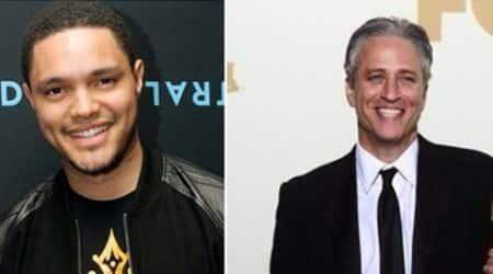 Trevor Noah, Jon Stewart