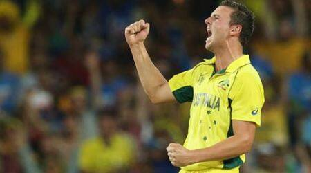 Hazlewood set to play World Cup final despite injury concerns