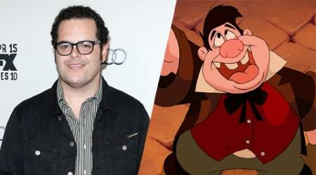 """Josh Gad to star in live-action film """"Beauty and theBeast"""""""