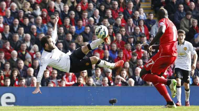 Manchester United, Liverpool, Juan Mata, Mata Liverpool Manchester United, Steven Gerrard, English Premier League, Football News, Football