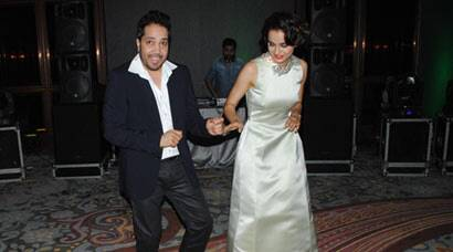 Inside pics of Kangana Ranaut's birthday bash