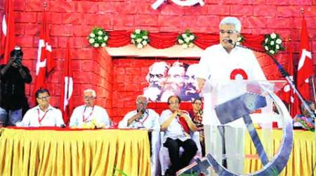 prakash karat, cpi(m), prakash karat cpi(m), 22nd Party Congress, puducherry meet, s sudhakar reddy, chennai news