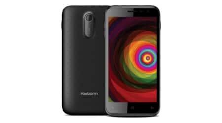 Karbonn launches Titanium Dazzle smartphone at Rs5,490