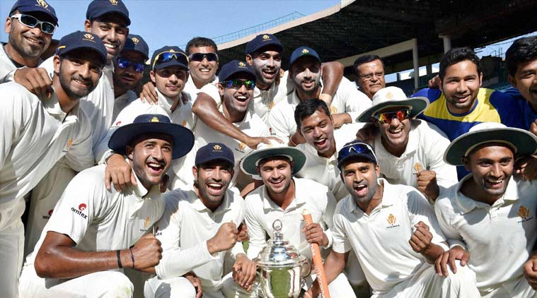 Karnataka retained the Irani trophy after a dominant performance on day 4. (Source: PTI)