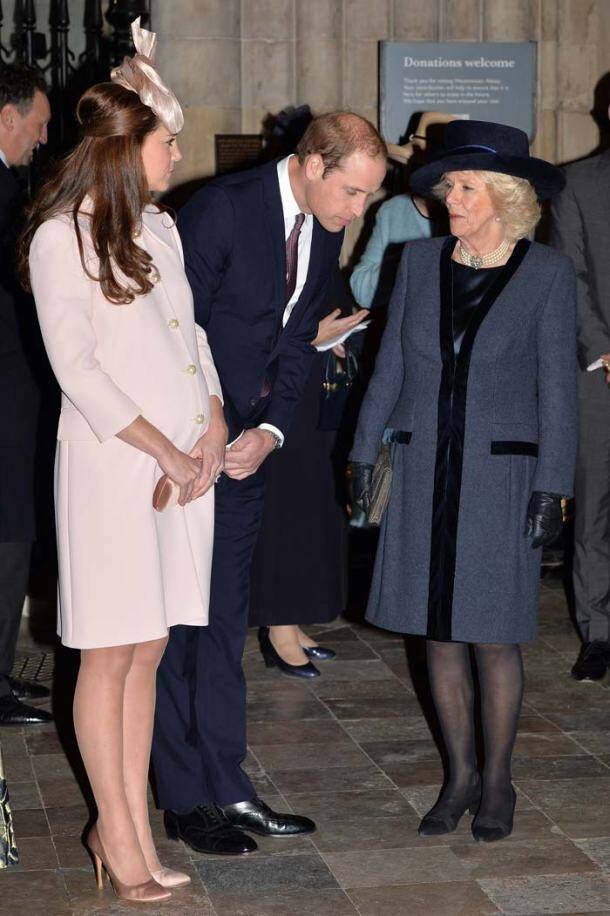 Kate Middleton spends time with parents-in-law Prince Charles, Camilla