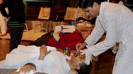 Sugar down, Arvind Kejriwal responding well to his naturopathy treatment