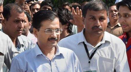 WATCH: Emotional Kejriwal says when whole Delhi was with us, some friends backstabbed