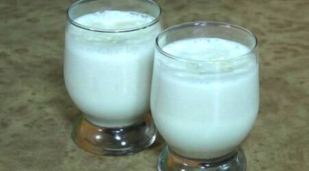 Navratri recipe: How to make the very nutritious Khajoor shake