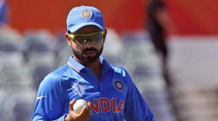 BCCI reprimands Kohli, asks to maintain Indian team's dignity