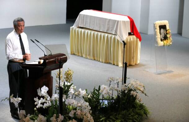 Lee state funeral, Lee Kuan Yew, Singapore Founding fater, Singapore first PM Lee, Bill Clinton, Narendra Modi, Australian PM, Malaysian King, Lee Kuan Yew photos, Lee Kuan Yew death