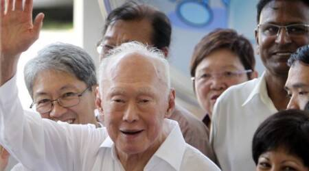 Lee Kaun Yew, Singapore's founding father, dies at 91