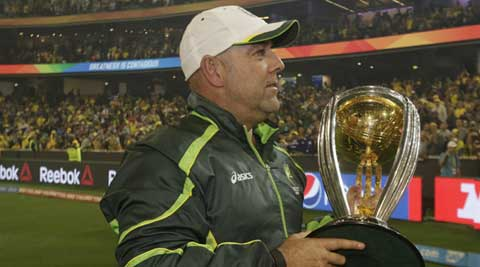 Darren Lehmann deserves credit for Australia's World Cup triumph