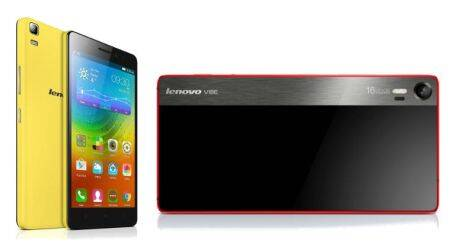 MWC 2015: Lenovo unveils A7000 smartphone, Vibe Shot 2-in1 camera phone and Pocket Projector