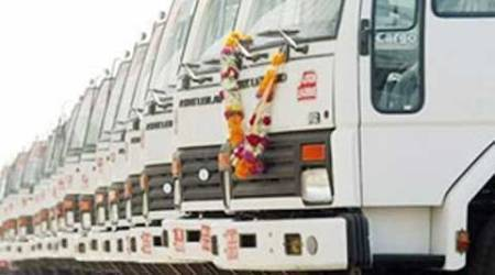 Ashok Leyland Q4 net profit down 66.5 pc at Rs 77 crore
