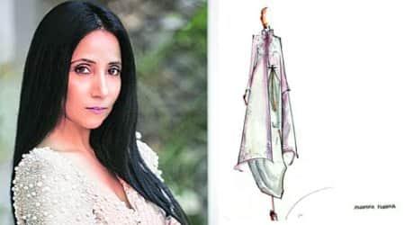 talk, express talk, fashion, lakme fashion week, Anamika Khanna, LFW SR'15