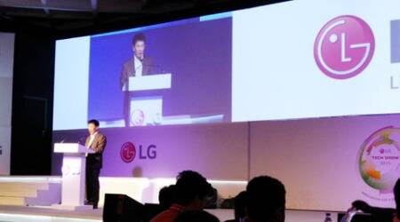 LG G Flex 2 to be launched in India at Rs 55,000