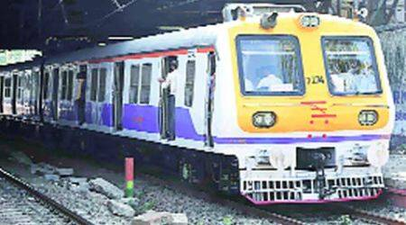 Trials of automic doors on local trainsdelayed