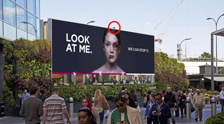 look at me, women's aid, WRCS, london campaign, domestic violence