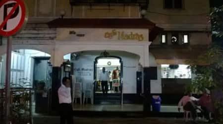 Matunga's 'Cafe Madras' got an official dibs on the restaurantname