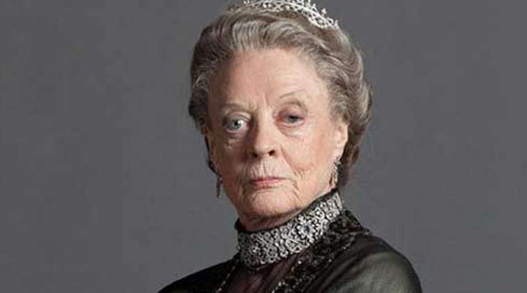 maggie smith 2017