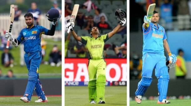 World Cup 2015, Cricket World Cup 2015, CWC15, Kumar Sangakkara, AB De VIlliers. Sangakkara, De Villiers, Mahmudullah, William Porterfield, Will Porterfield, Porterfield, Suresh raina, Raina, Martin guptil, Guptil, Brendan Taylor, Sarfraz Ahmed, Sarfraz, Pakistan vs Ireland, Ireland vs Pakistan, India vs Zimbabwe, Zimbabwe vs India, Sports, Cricket, Sports news, Cricket news, World Cup news