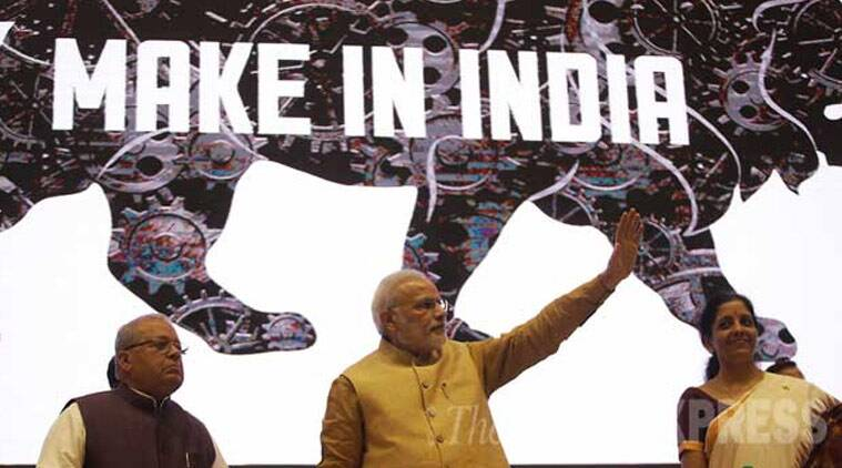 defence, make in india