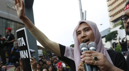 Malaysia, Malaysia politics, malaysia people's justice party, malaysia opposition leader arrested, anwar's arrest, malaysia leader's daughter arrested, World News