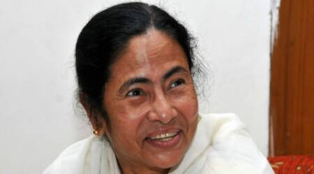 Would take TMC a minute to teach the Left a lesson : Mamata