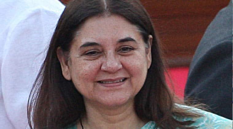 Maneka Gandhi remark, Maneka Gandhi Sex determination test, Maneka Gandhi Sex determination test remark, Sex determination tests, Rajya Sabha, india news, indian express