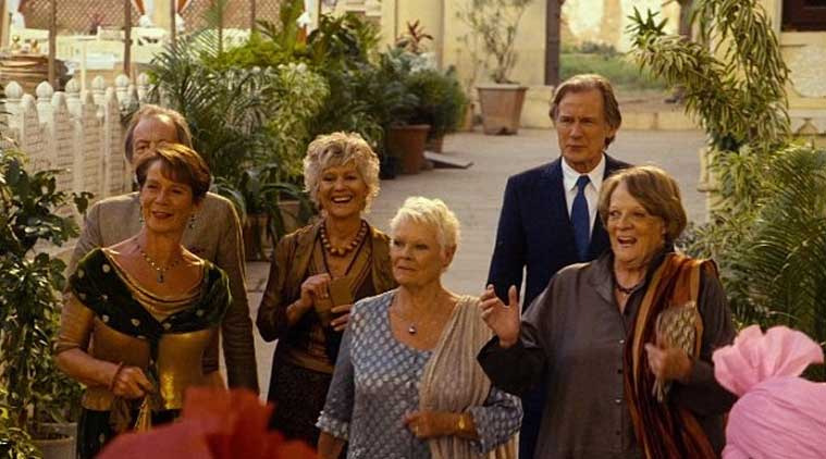 The Second Best Exotic Marigold Hotel, The Second Best Exotic Marigold Hotel movie review