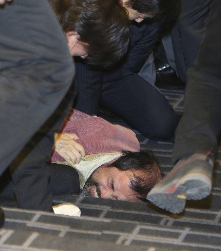 US ambassador, US envoy attack, US south Korea, Mark Lippert, South Korea, US, US ambassador attacked, Us envoy attacked