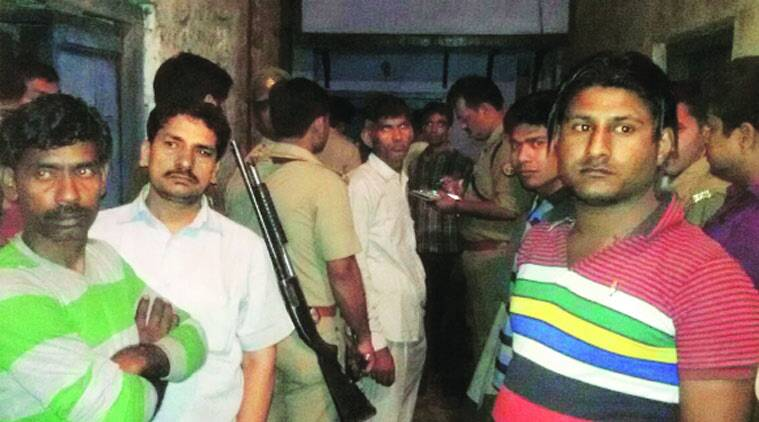 clash, communtiy clash, UP clash, UP Police, lucknow news, city news, local news, Indian Express