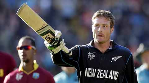 Martin Guptill 237 not out, New Zealand not yet out of the World Cup